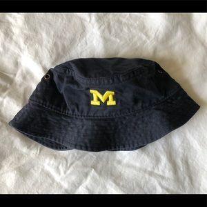 University of Michigan Bucket Hat